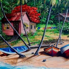 Karin Kelshall- Best - Palatuvia Tobago