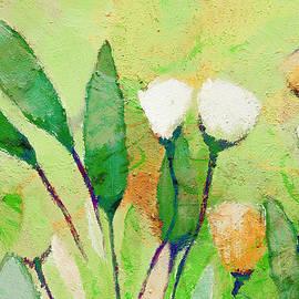 Lutz Baar - Pale Green Floral