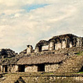 Weston Westmoreland - Palenque Panorama Unframed