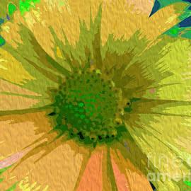 Nina Silver - Palette Knife Cornflower