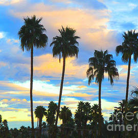 Jerome Stumphauzer - Palm Springs Sunset