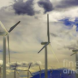 Bob and Nadine Johnston - Palm Springs Wind Generators