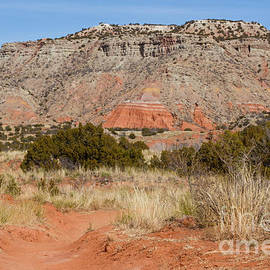 Ashley M Conger  - Palo Duro Canyon Trail