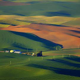 Nikolyn McDonald - Palouse - Washington - Farms - #1