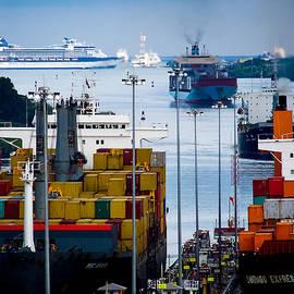 Karen Wiles - Panama Canal Express