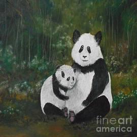 Rhonda Lee - Panda Bear Love