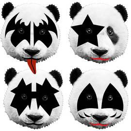 Mark Ashkenazi - Panda Kiss