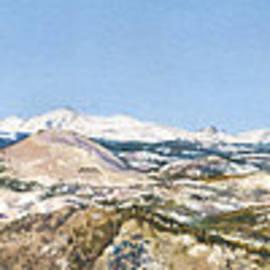 Panorama from Flagstaff Mountain