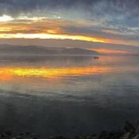 Brian Maloney - Panoramic California Sunset