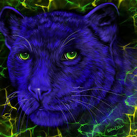 Billie Jo Ellis - Panther Blues Electric