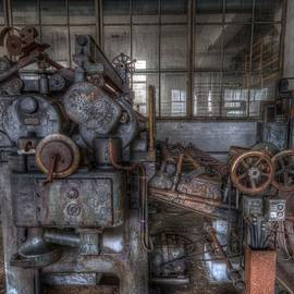 Nathan Wright - Paper mill