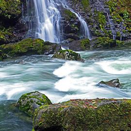 Brad Walters - Paradise at Boulder Falls