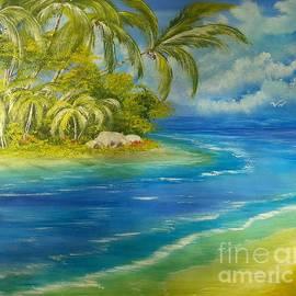 Collin A Clarke - Paradise Beach