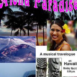 Eva Kato - Paradise Poster