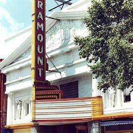 Margaret Harmon - Paramount Theater In Baton Rouge