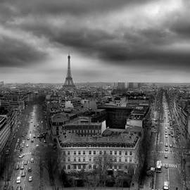 Ahmed Alkuhaili - Paris