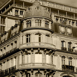 Ivete Basso Photography - Paris Architecture