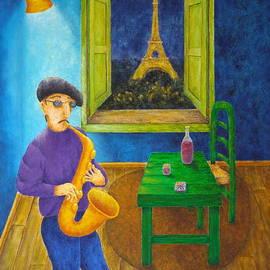 Pamela Allegretto - Paris Blues
