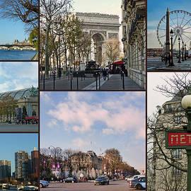 Lynn Bolt - Paris Collage