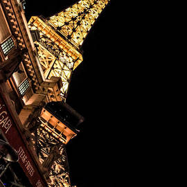 Eti Reid - Paris Las Vegas at night