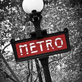 Elena Elisseeva - Paris metro