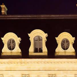 Art Block Collections - Paris Windows
