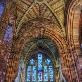 Ian Mitchell - Parish Church v2