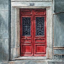 Joey Agbayani - Parisian Door No. 12