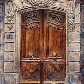 Joey Agbayani - Parisian Door No. 37