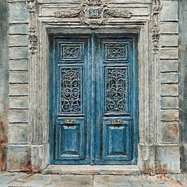 Joey Agbayani - Parisian Door No.28