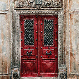 Joey Agbayani - Parisian Door No.82