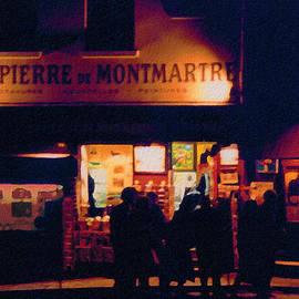 Bill Jonas - Parisienne Street