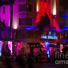 Rene Triay Photography - Park Central Hotel South Beach