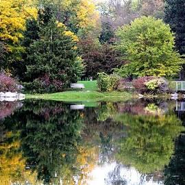 Vicki Spindler - Park Reflections