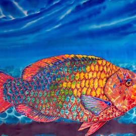Daniel Jean-Baptiste - Parrot Fish