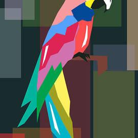 Mark Ashkenazi - Parrot