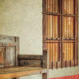 Joan Carroll - Part of a Bench