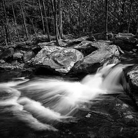 Ben Shields - Part of Hebron Rock Colony Falls
