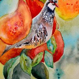 Beverley Harper Tinsley - Partridge In A Pear Tree