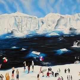 Raymond Perez - Party at Antarctic