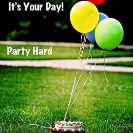 Scott Pellegrin - Party Hard