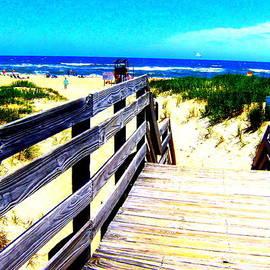 Scott Hamilton - Path to the Beach