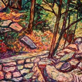 Kendall Kessler - Path to the Cascades