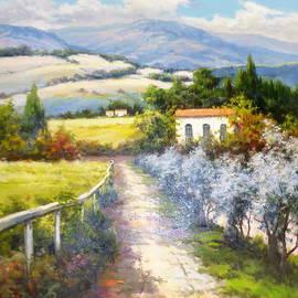 David Kim - Path to The Villa