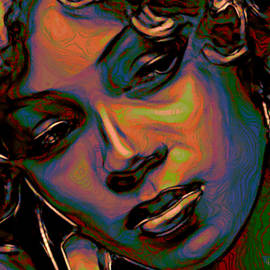 Fli Art - Patina Reflections