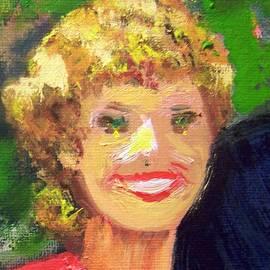 Patricia Taylor - Patricia in Sunlight