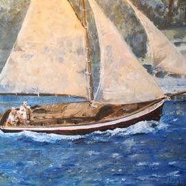 Alan Lakin - Patriot at Catalina