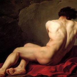 Jacques Louis David - Patroclus
