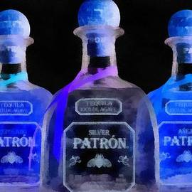 Dan Sproul - Patron Tequila Black Light