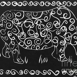 Caroline Street - Patterned Rhino